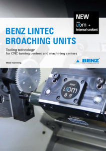Benz LinTec Broaching Units