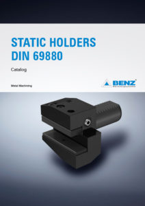 Benz Static Holders DIN 69880