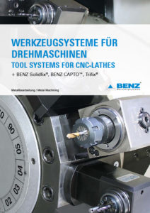 Benz Tool systems for CNC-lathes